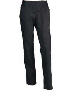 Sorte Pull on bukser