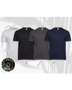 Power tee - Kampagne t-shirt Økologisk bomuld
