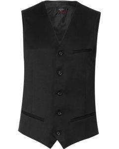 Elegant sort herre vest