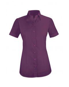 Brombør farvet dameskjorte