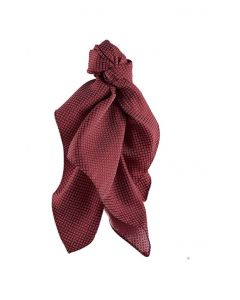 Bordeaux ternet dame sjal