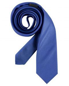 Slimline kongeblå slips