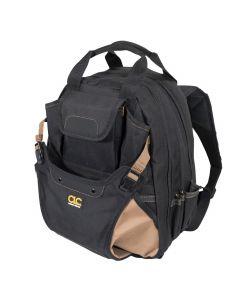 CLC Værktæjsrygsæk Deluxe Taske med 44 lommer