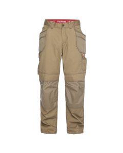 Brune combat bukser medhængelommer