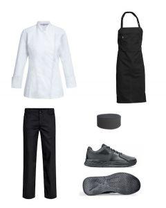 Kokketøj til damer / Piger