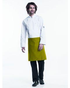 Oliven farvet forstykke 50cm langt BSX