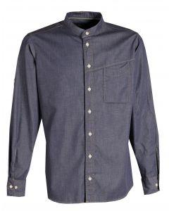 Nybo Gastro skjorte i Denim blå
