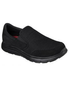 Skechers Relax fit MESH stik-i sko til mænd