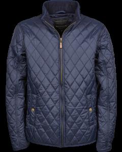 Richmond navy blå jakke