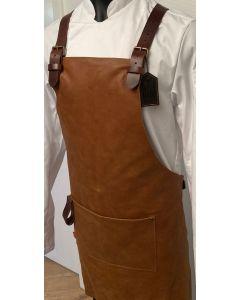 GRILL FREEK læderforklæde