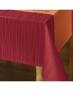 Linares stofdug Burgundy farve- Div. størrelser