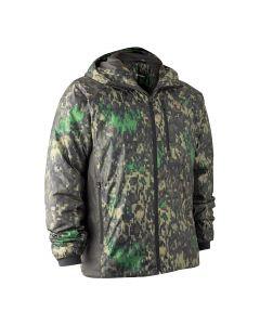Blød Vatteret Jakke - packable IN-EQ Camouflage Deerhunter