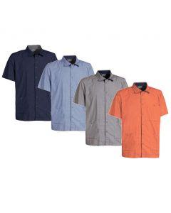 Unisex skjorte NYBO funktion - Valg i 4 farver