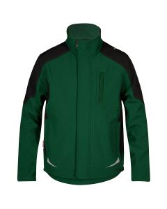 Grøn galaxy jakke