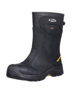 Vinter Sikkerheds støvle str 44 Udgår