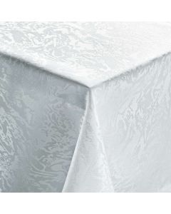 Hvid Marmor borddug