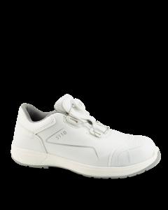Hvid Tech O2 sikkerhedssko sko med S-lock - ESD