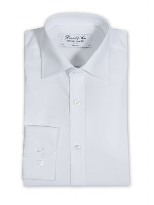 Hvid bosweel skjorte