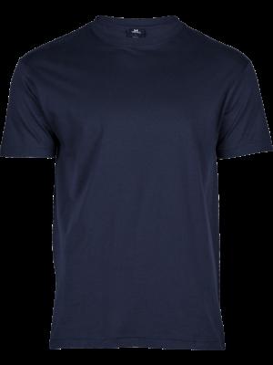 Navy blå t-shirt