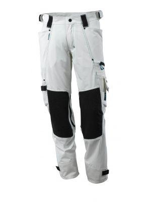 Bukser med knælommer Dyneema® - Stretch - Hvid MASCOT® ADVANCED