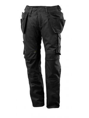 Bukser med knæ- og hængelommer KASSEL | MASCOT® UNIQUE