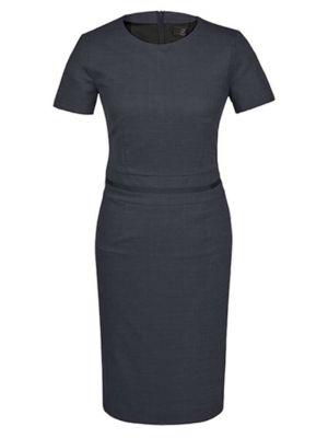 Modern 37,5 kjole med stretch Sort - RESTSALG