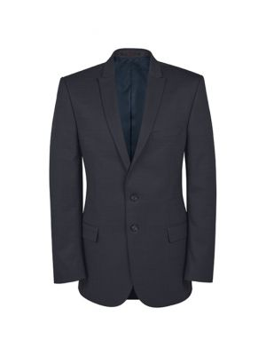 Sort blazer jakke - Alm. pasform
