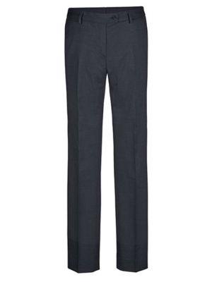 Sorte stretch dame bukser