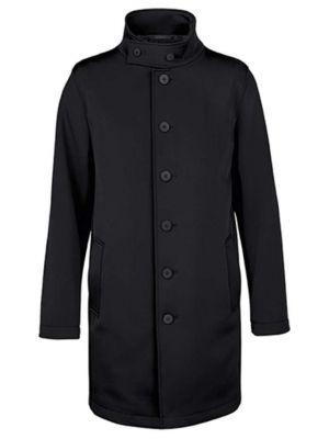 Elegant lang herre softshell jakke