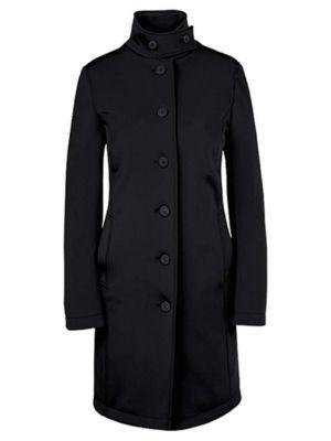 Elegant lang dame softshell jakke