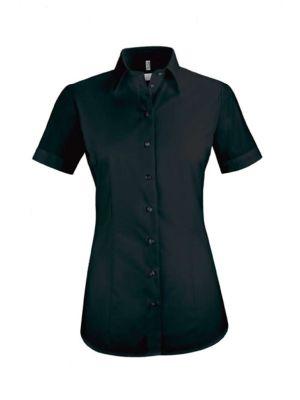 Sort skjorte