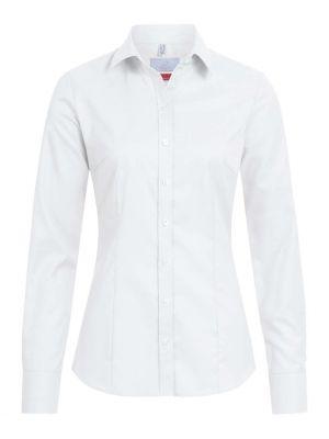 Hvid slim fit dameskjorte 'Modern 37.5'