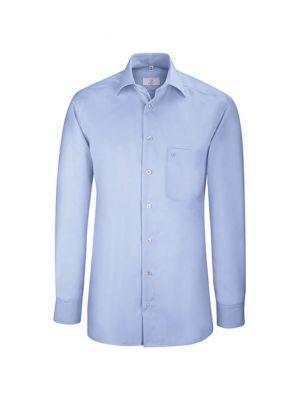 Easy care Dame skjorte  -  Lys blå -  48, restlager