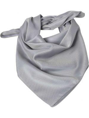 Dame Tørklæde - sjal sølv grå