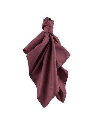 Bordeaux farvet dame sjal