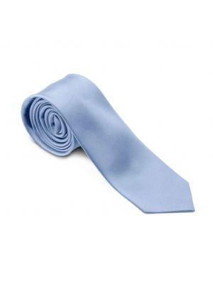 Slimline himmelblå slips