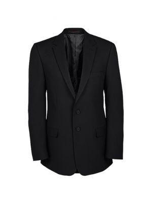 Sort blazer jakke til mænd