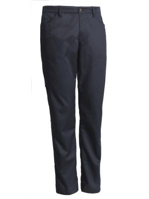 Navy unisex Nybo bukser m. lårlomme