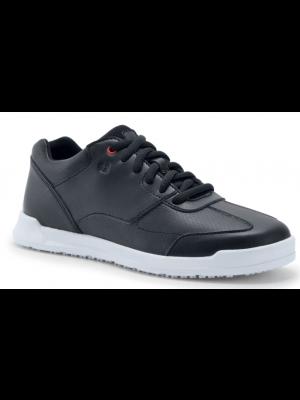 Freestyle II skridsikker sko m hvid sål 38-47