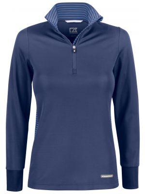 Traverse HZ dame trøje m hals lynlås - valg i div. farver