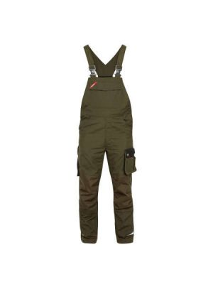 FE- Engels Galaxy Overalls Forest Green
