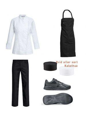 Dame kokketøjs pakke