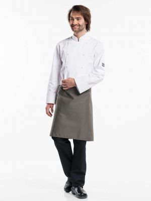 Khaki farvet forstykke 50cm langt BSX