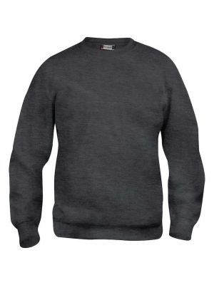 Basic Sweatshirts Anthracite