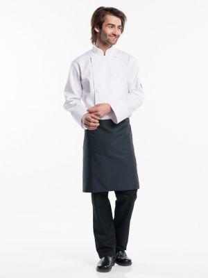 Antra (koksgrå) farvet forstykke 50cm langt BSX