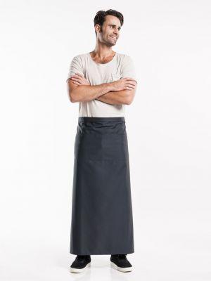 Antra (koksgrå) farvet forstykke med lommer BSX
