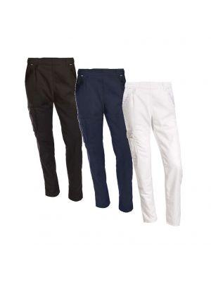 Pull-on chinoa bukser NYBO UNISEX - valg i 3 farver