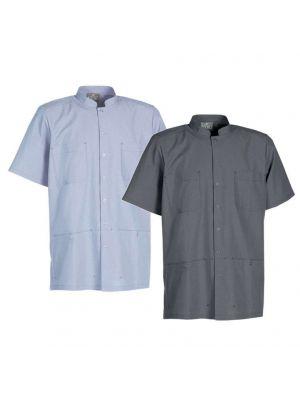 All-round lyseblå Nybo skjorte - Valg i 2 farver