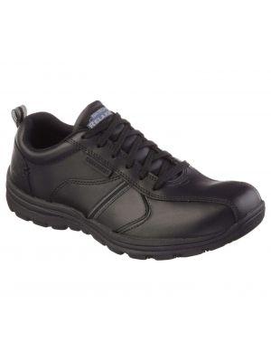 Hobbes Frat SR sorte skridsikre Skechers sko