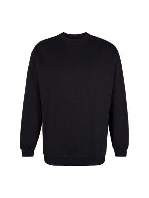 F-engel robust sweatshirt - Sort STANDARD